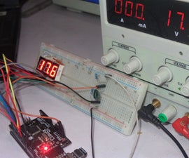 Digital Voltmeter With CloudX