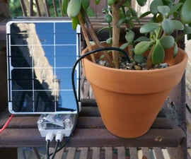 Solar Powering Microcontroller Projects