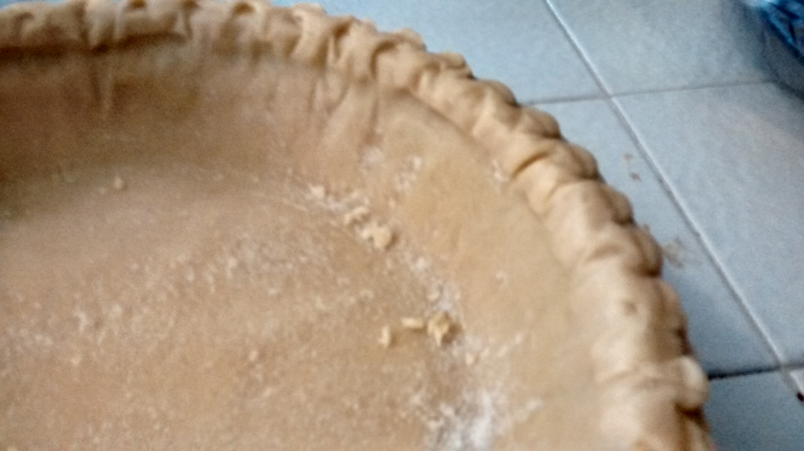 Picture of Making the Crust