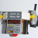 Noisy lego jetpack