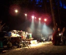 Camping Lighting/Sound System