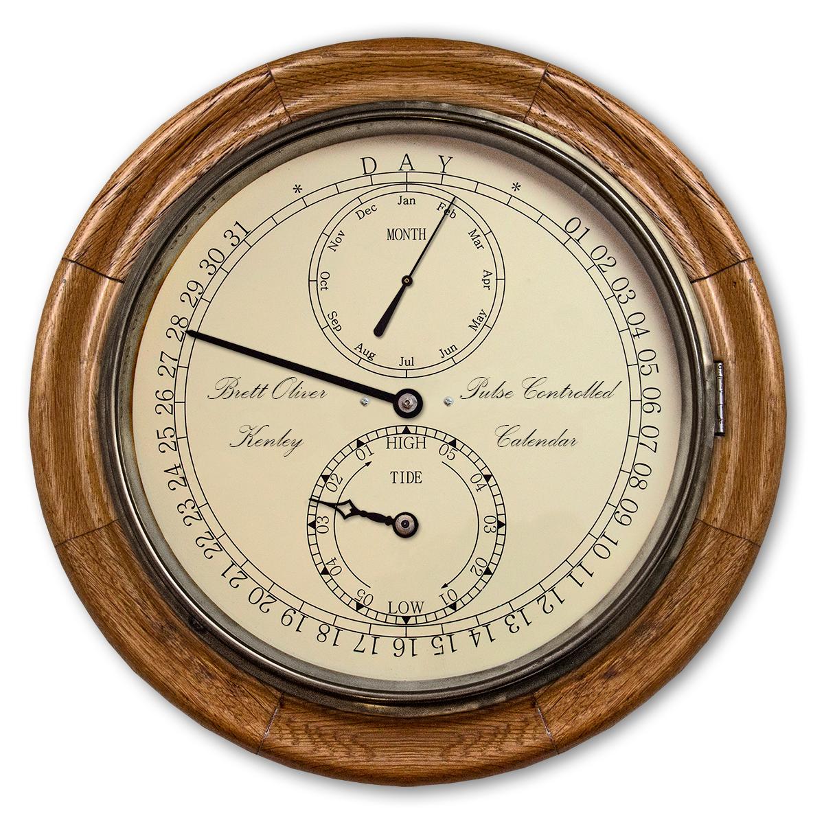 Picture of Arduino Perpetual Calendar Clock