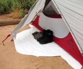 Make a Tent Footprint