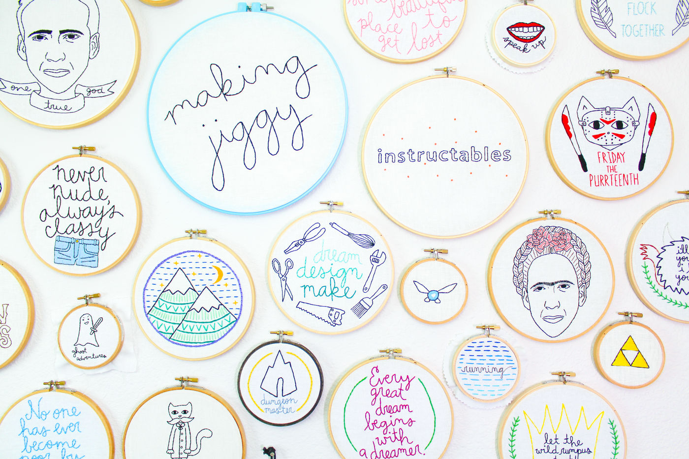 Tips for Better Embroidery