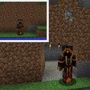 Completely Hidden Minecraft Door