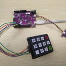 Arduino Digital Code Lock Project Using Matrix Keypad