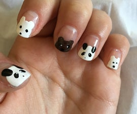 """""""We Bare Bears"""" Nails Using NO TOOLS!!!"""