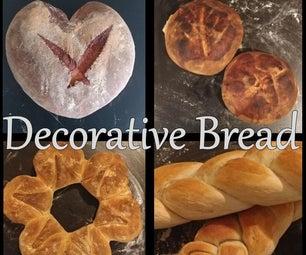 Decorative Bread