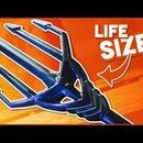 Aquaman Trident - Full Size!