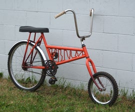 Atomic Zombie's AfterBurner Chopper Bicycle