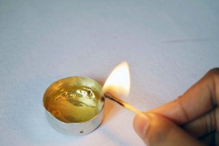 Lighting the Lamp