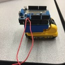 Arduino Drill Battery Adapter