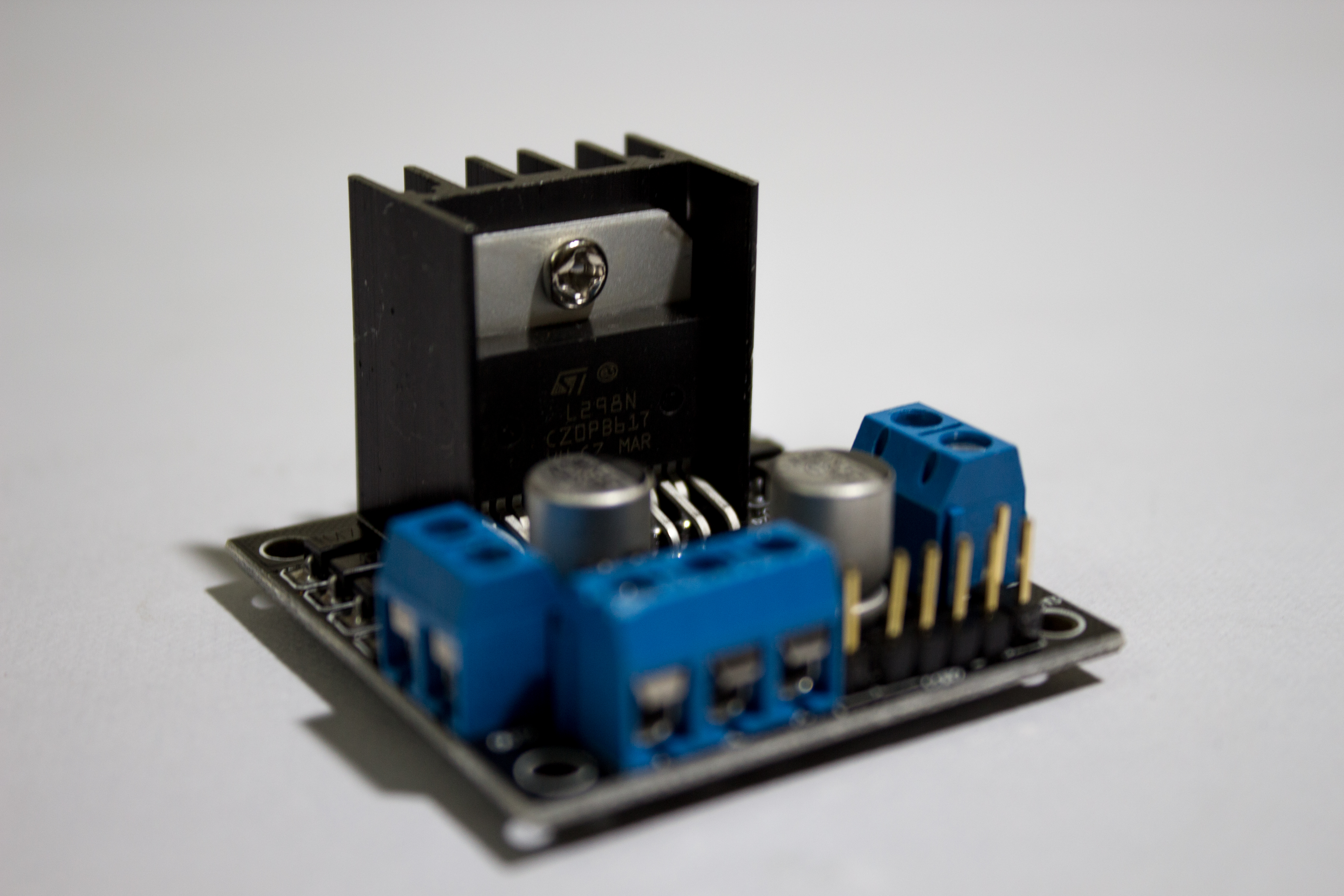 Picture of The Motor Driver
