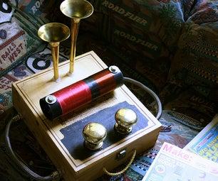 Steampunk Aural Enhancer.