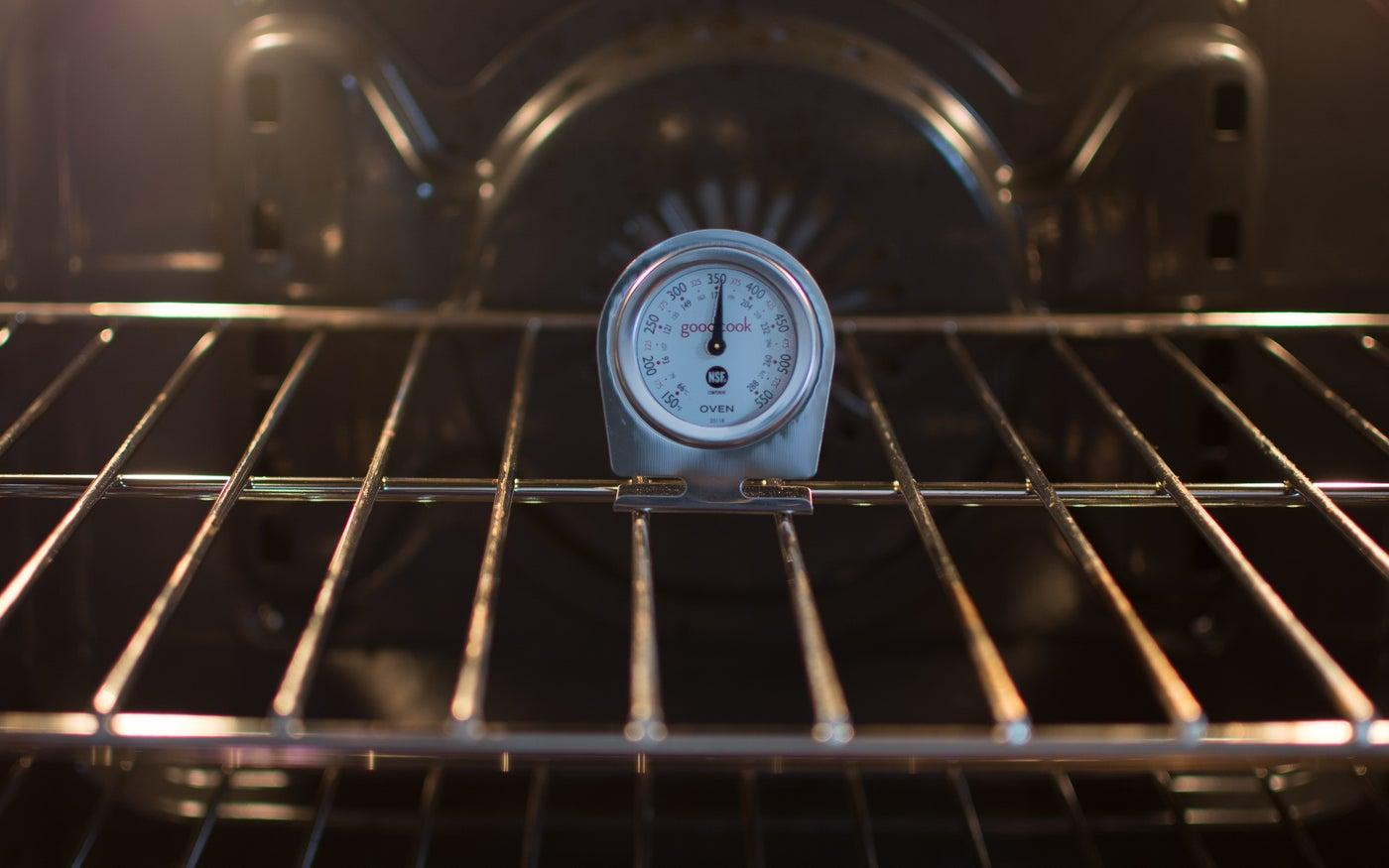 Test Oven Temperature