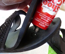 Fixin' Flip Flops (and other shoes)