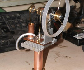 Build a Better Stirling Engine