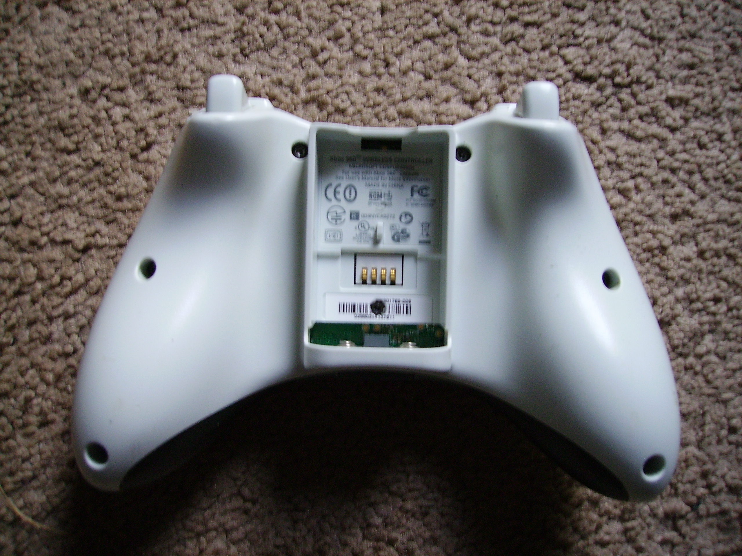 Picture of Disassembling Your Controller.
