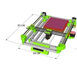 TeeBotMax! Open source Foldable 3D printer. Free plans!!