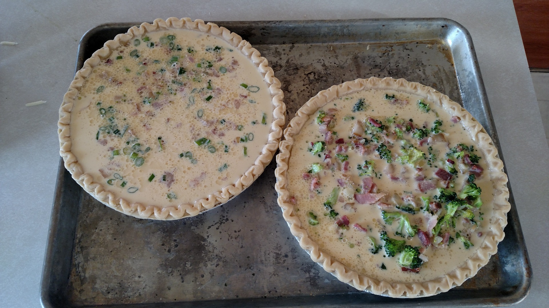 Picture of Put the Quiche Together