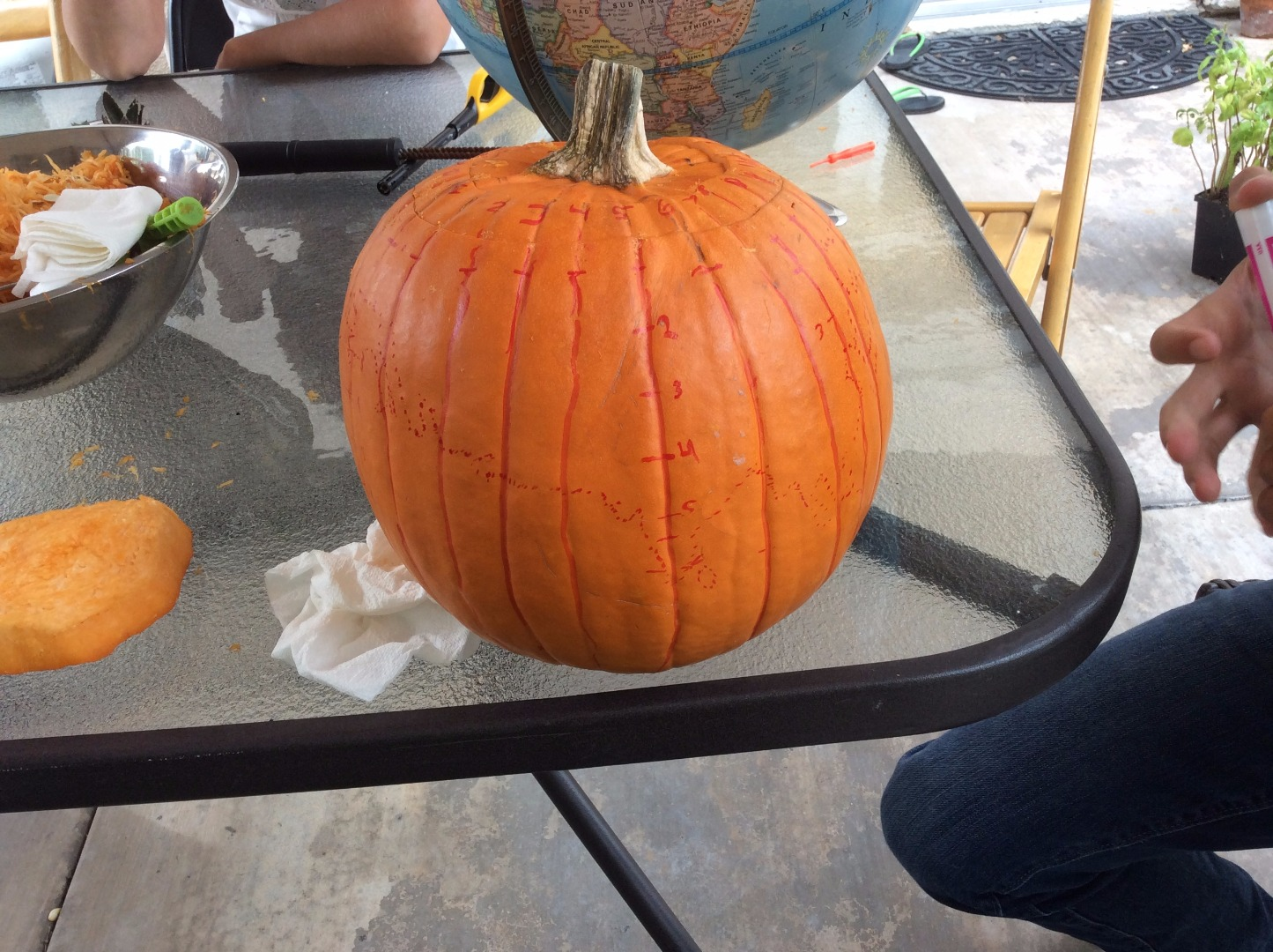 Picture of Draw on Your Pumpkin