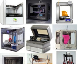 How to choose, use and improve a 3D printer