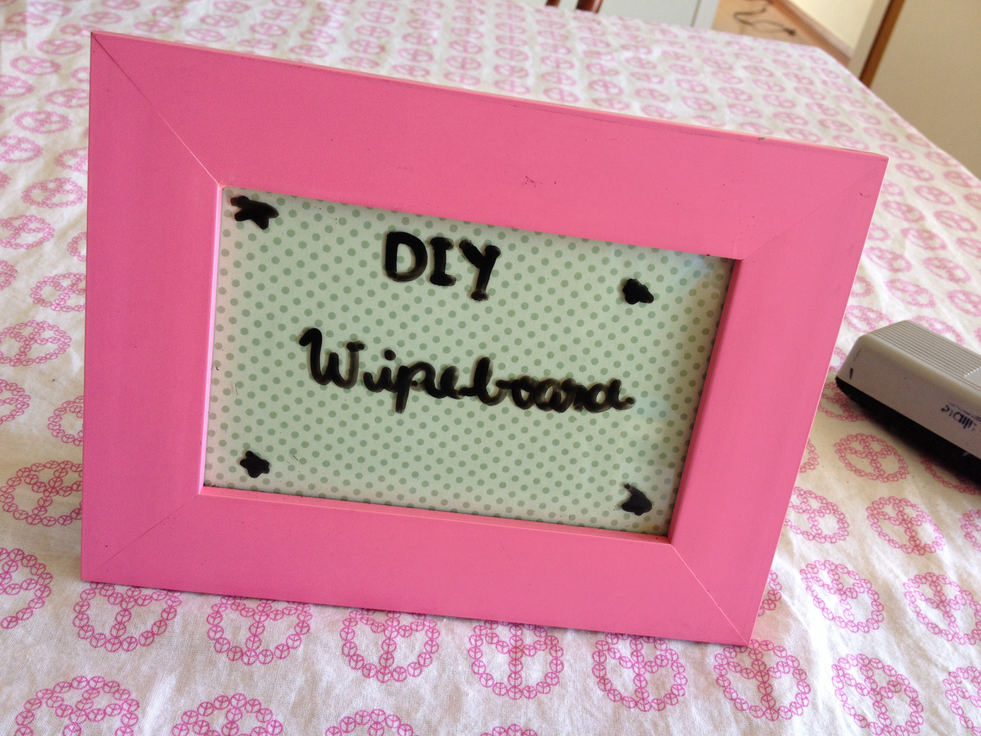 Picture of DIY Wipeboard