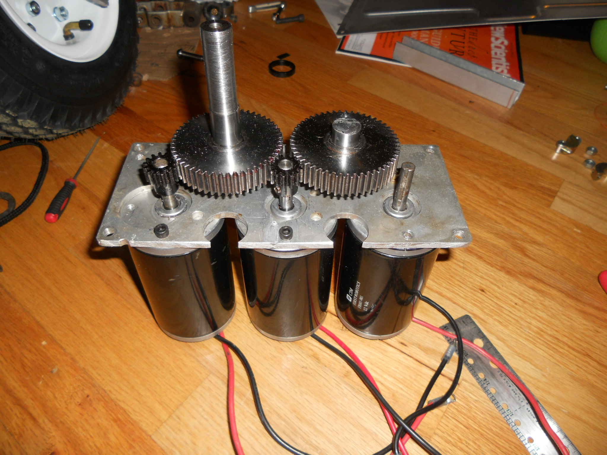 Picture of Gearbox