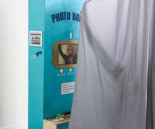 Raspberry Pi Tumblr GIF Photo Booth