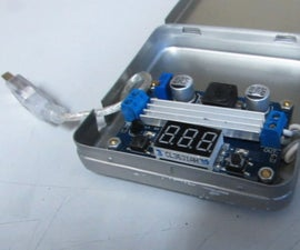 12v Powerbank - USB to 12v