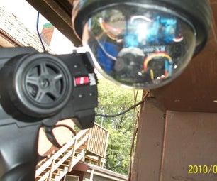 DIY Pan & Tilt Security Camera