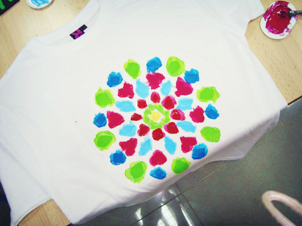 Picture of Step 2: Iron Your Snowflake Onto Your T-shirt