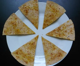 Spiced Tortilla Chips