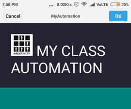 Home Automation Using Captive Portal
