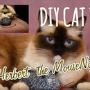 'Herbert the MouseNip' Catnip Toy for Cats