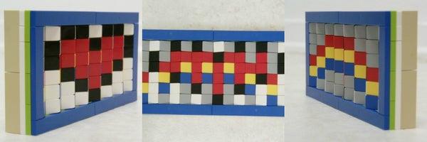 Lenticular Lego