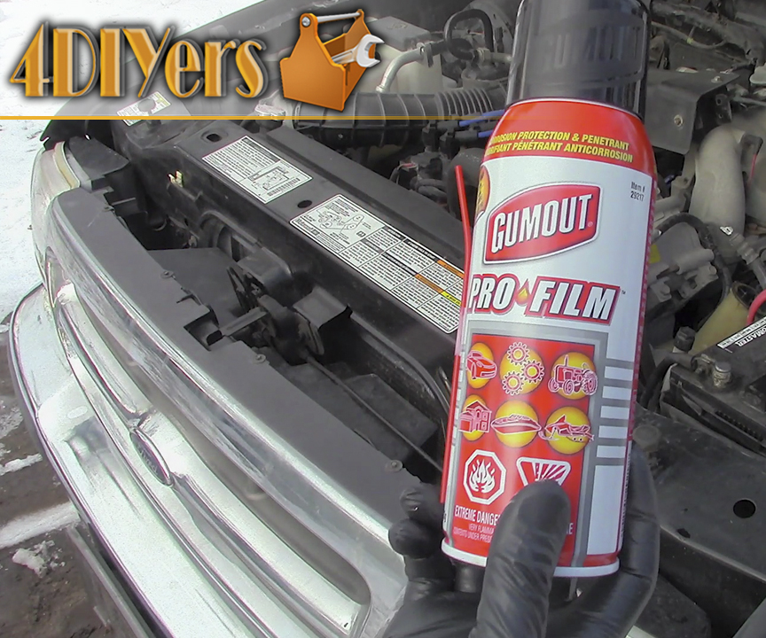 Picture of How to Oil Spray Your Vehicle at Home