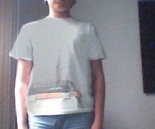 Semi Invisible T-shirt