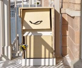 Parcel Drop Box for $55
