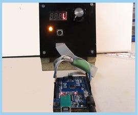 Rotary Encoder Display Panel