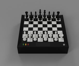 Electromagnetic Automated Chess Board