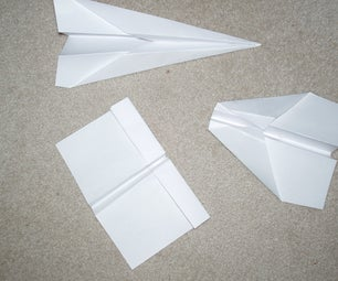 How to Make Paper Airplanes
