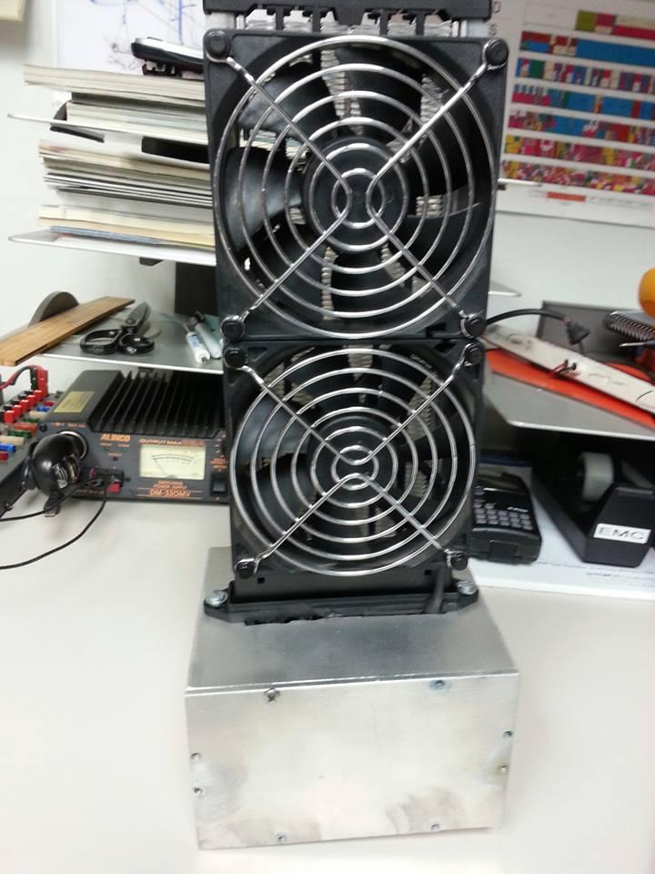 Picture of Heater & FAN