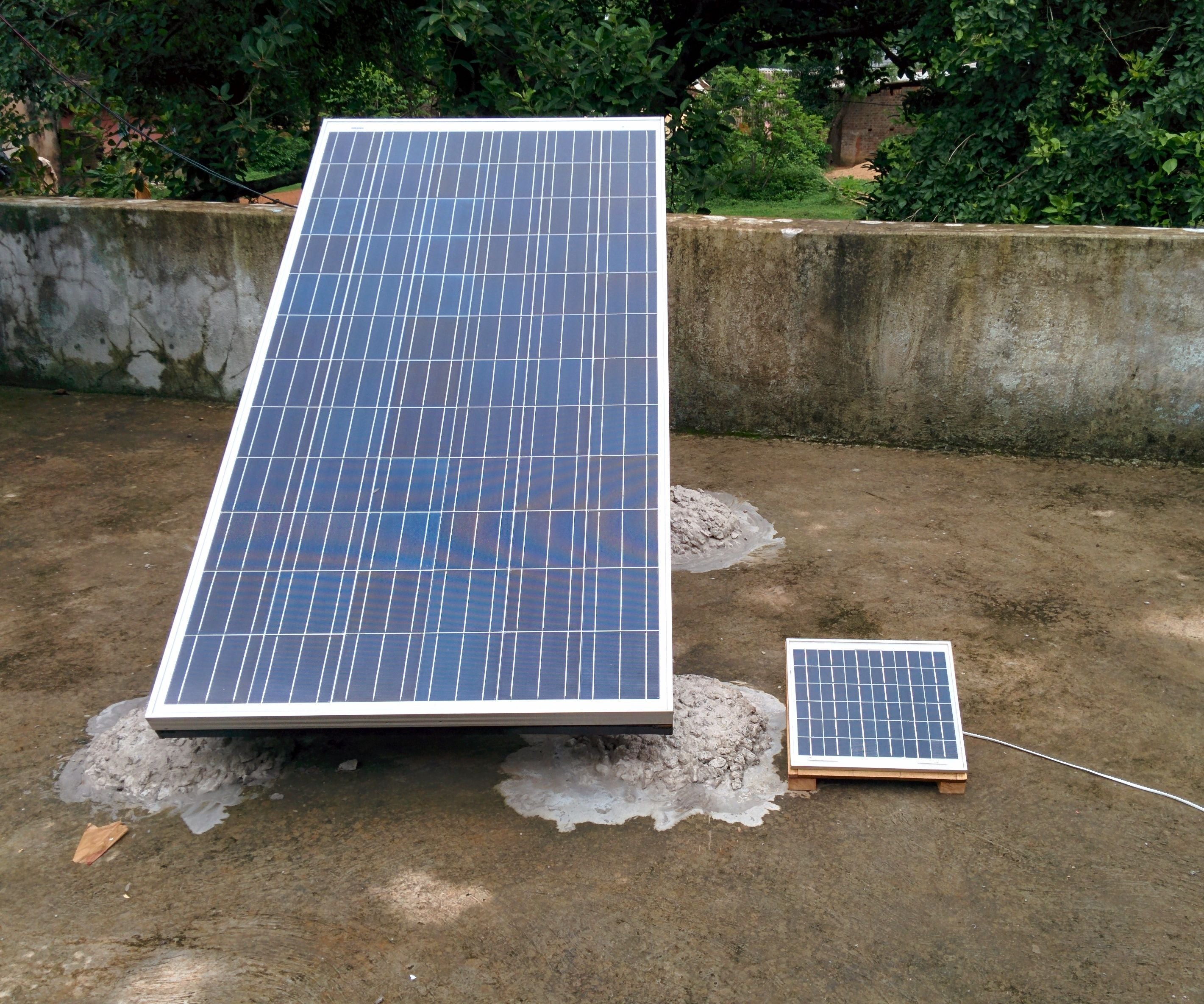 Diy Off Grid Solar System 12 Steps With Pictures Instructables