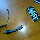 How to made travel charger for mobile telephone