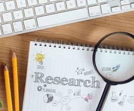 Inspiration: Through Research