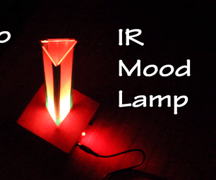 How to Make Your Own IR Mood Lamp