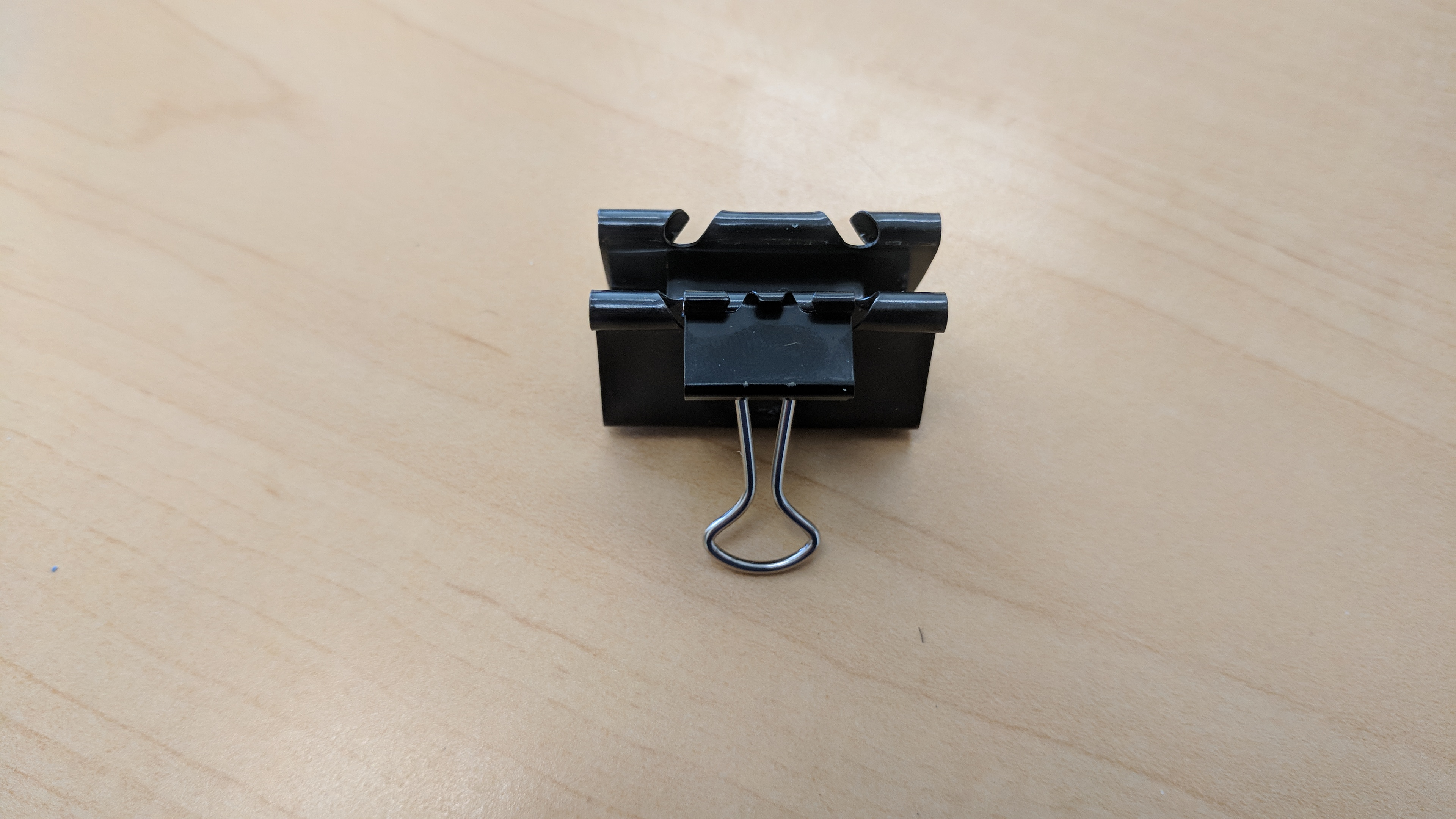 Picture of Clip Extra Small Binder Clip to the Medium Binder Clip