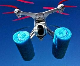 Drone Float Upgrade Version 2.0 ( 350 QX3 AP Combo )