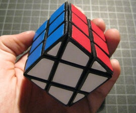 Modified Rubik's Cube